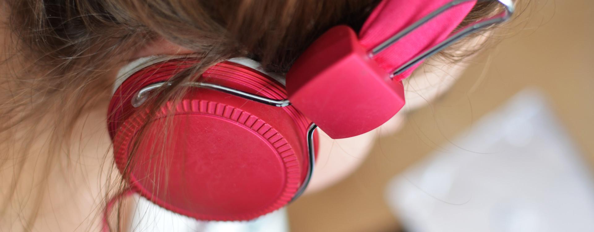 Titelbild Kopfhörer
